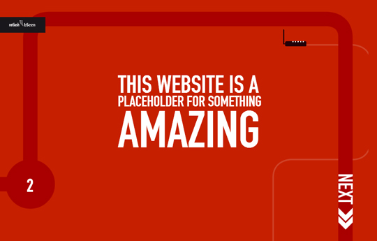 40 Inspirational Websites Powered By HTML5 20
