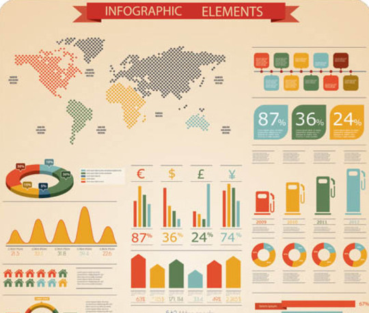 15 Free Infographic Design Kits (PSD, AI, and EPS Files) 20