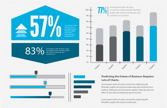 15 Free Infographic Design Kits (PSD, AI, and EPS Files) 6