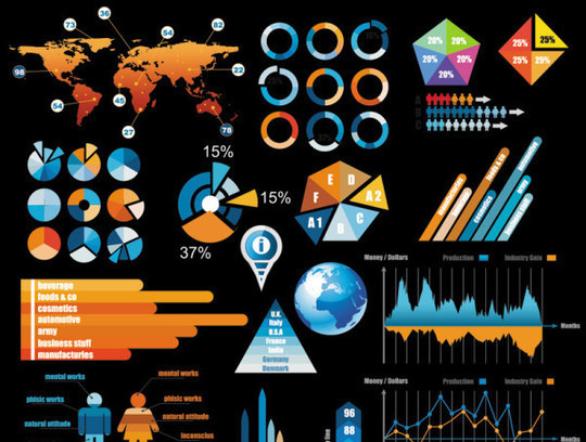 15 Free Infographic Design Kits (PSD, AI, and EPS Files) 8