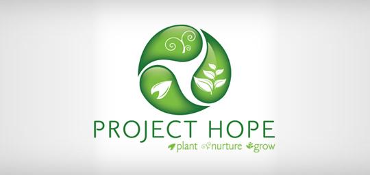 Collection of Inspiring Organic Logo Designs 34