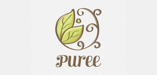 Collection of Inspiring Organic Logo Designs 8