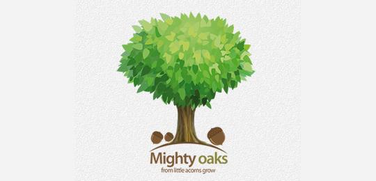 Collection of Inspiring Organic Logo Designs 7