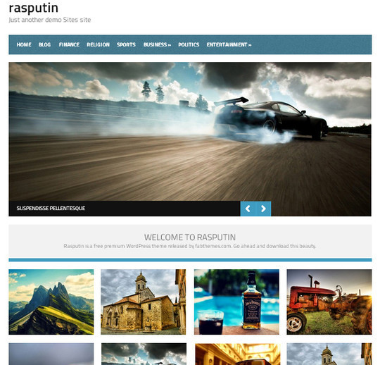 44 Powerful Yet Free Wordpress Portfolio Themes 20