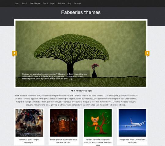 44 Powerful Yet Free Wordpress Portfolio Themes 11