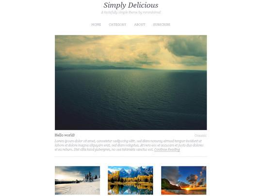 44 Powerful Yet Free Wordpress Portfolio Themes 10