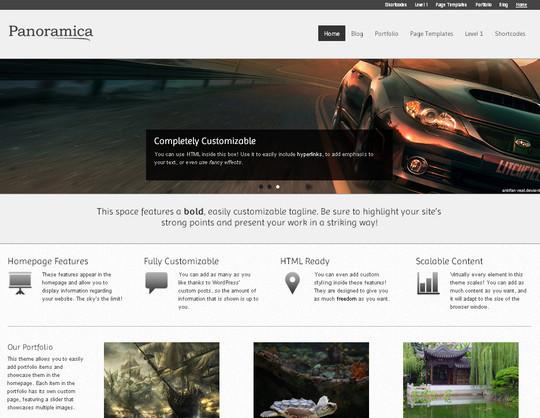 44 Powerful Yet Free Wordpress Portfolio Themes 25
