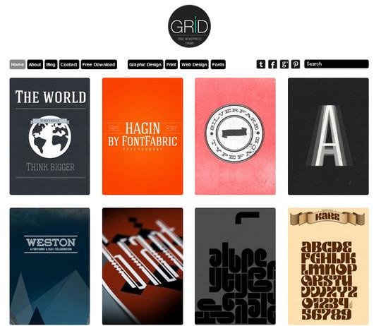 44 Powerful Yet Free Wordpress Portfolio Themes 3