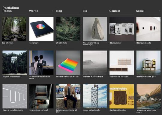 44 Powerful Yet Free Wordpress Portfolio Themes 2