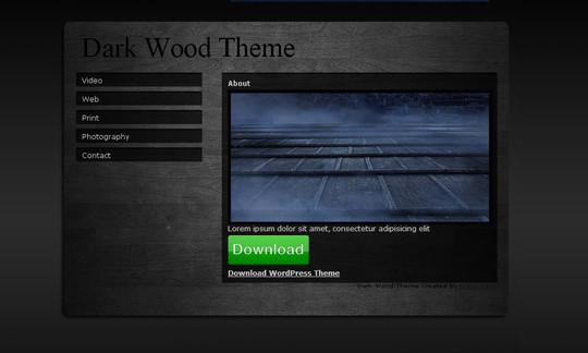44 Powerful Yet Free Wordpress Portfolio Themes 14