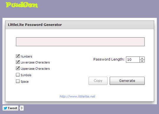 20 Useful Online Tools To Generate Random Passwords 5