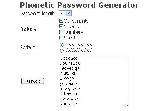 20 Useful Online Tools To Generate Random Passwords 18