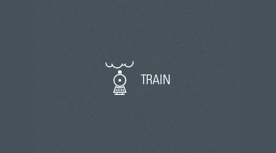 44 Creative Transportation Logo Design For Your Inspiration 44
