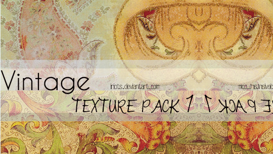 20 Free High Quality Vintage Texture Packs 2