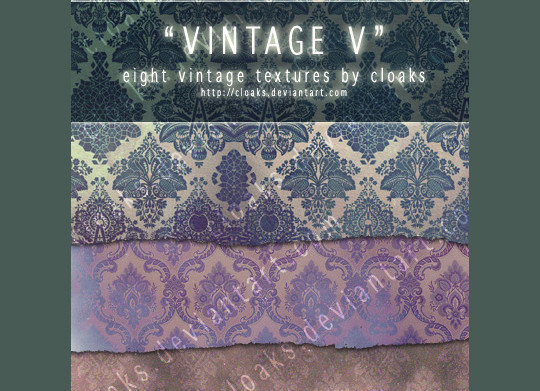 20 Free High Quality Vintage Texture Packs 11