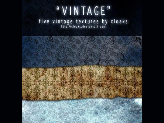20 Free High Quality Vintage Texture Packs 12