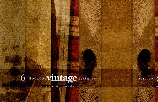 20 Free High Quality Vintage Texture Packs 17