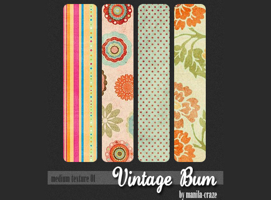 20 Free High Quality Vintage Texture Packs 20