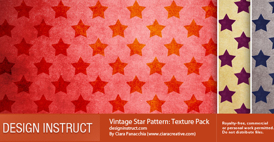 20 Free High Quality Vintage Texture Packs 6