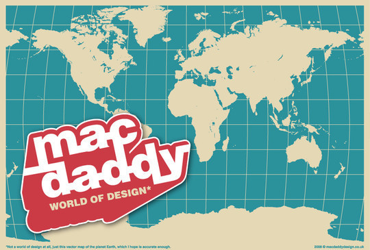 21 Creative World Maps in Photoshop, Eps & Ai Formats 19