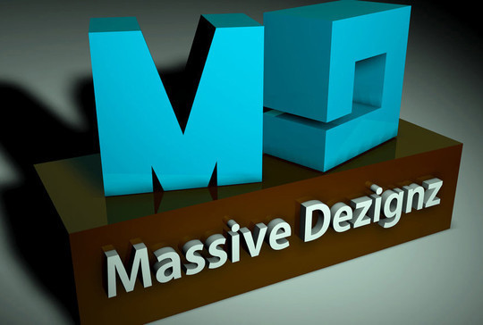 45 Creative 3D Effect In Logo Design 22