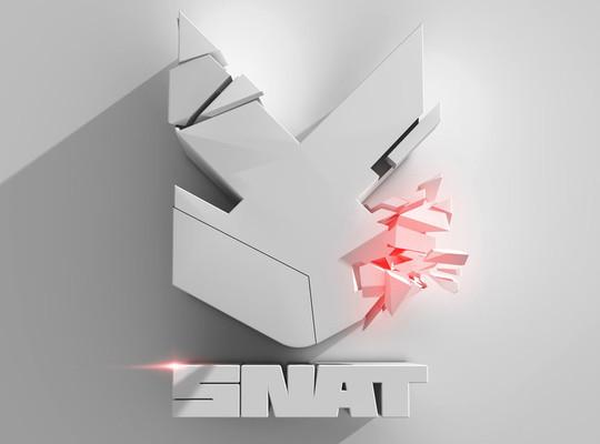 45 Creative 3D Effect In Logo Design 23