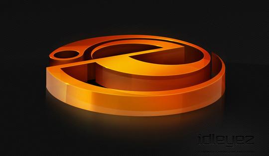 45 Creative 3D Effect In Logo Design 24