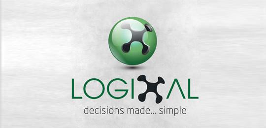 45 Creative 3D Effect In Logo Design 27