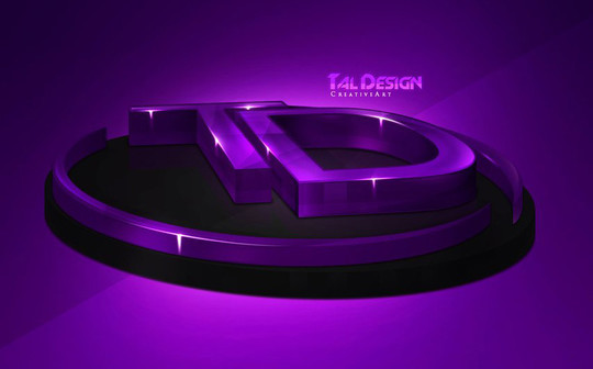 45 Creative 3D Effect In Logo Design 5