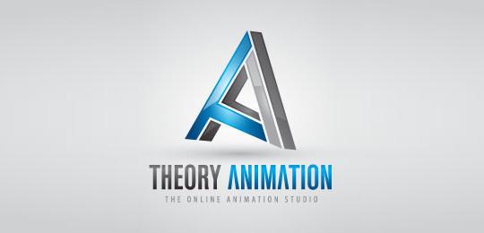 45 Creative 3D Effect In Logo Design 35