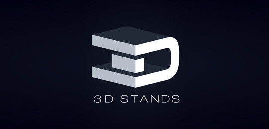 45 Creative 3D Effect In Logo Design 14
