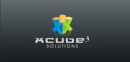 45 Creative 3D Effect In Logo Design 4