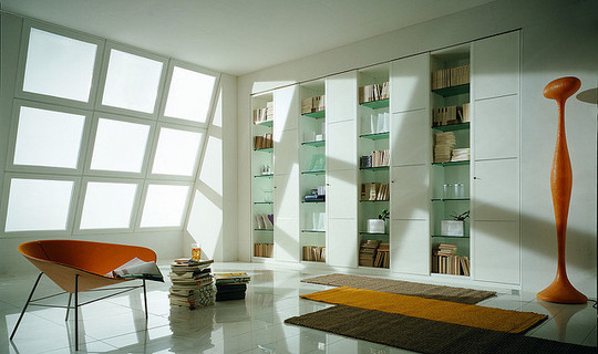 20 Most Creative And Unusual Bookshelf Designs 17