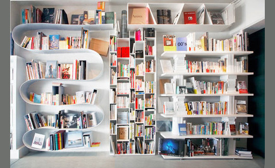 20 Most Creative And Unusual Bookshelf Designs 18