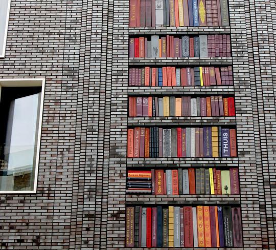 20 Most Creative And Unusual Bookshelf Designs 19