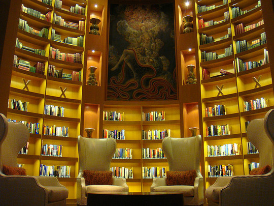 20 Most Creative And Unusual Bookshelf Designs 8