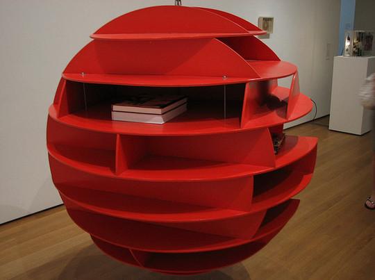 20 Most Creative And Unusual Bookshelf Designs 20