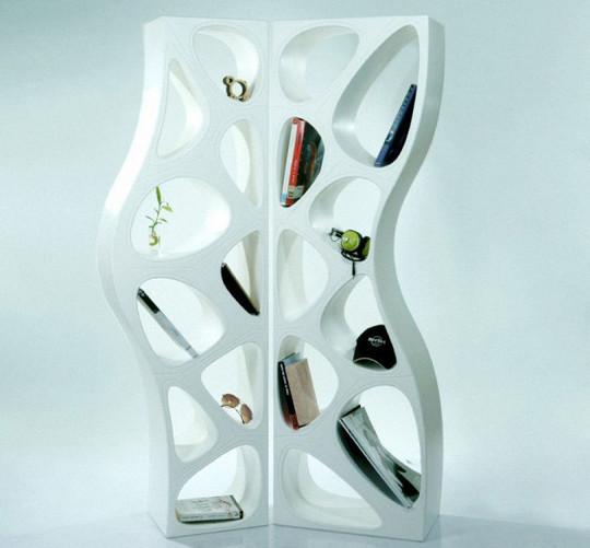 20 Most Creative And Unusual Bookshelf Designs 21