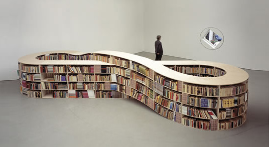 20 Most Creative And Unusual Bookshelf Designs 10