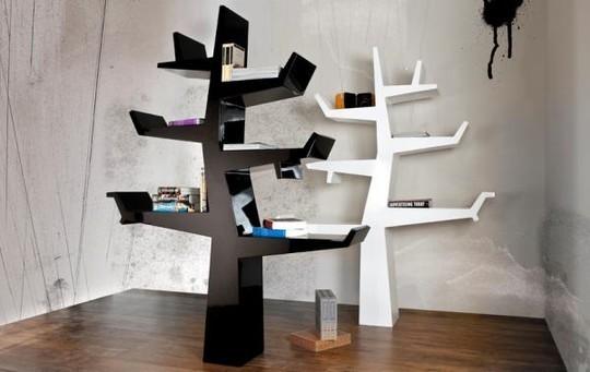 20 Most Creative And Unusual Bookshelf Designs 11