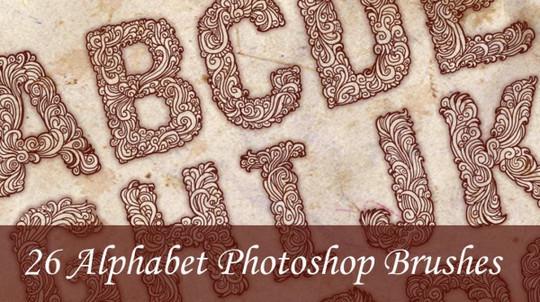 45+ Unusual And Free Adobe Photoshop Brush Sets 24