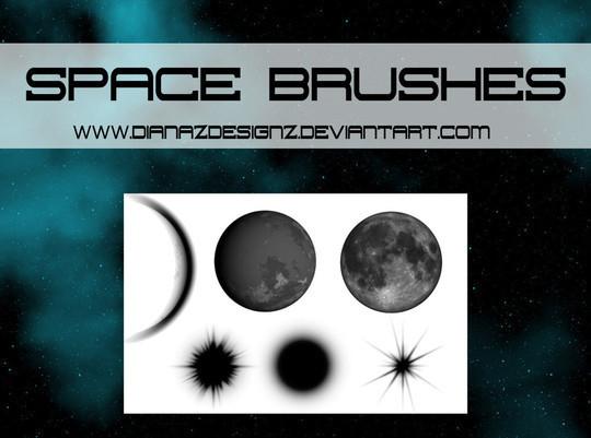45+ Unusual And Free Adobe Photoshop Brush Sets 38