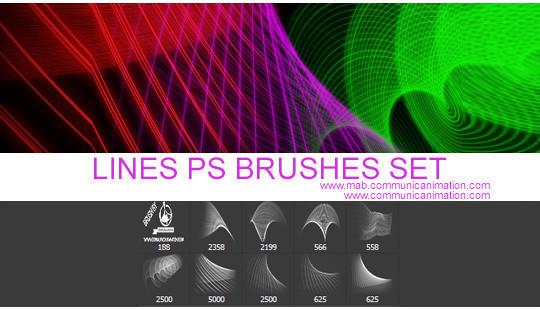 45+ Unusual And Free Adobe Photoshop Brush Sets 9