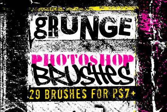 45+ Unusual And Free Adobe Photoshop Brush Sets 47