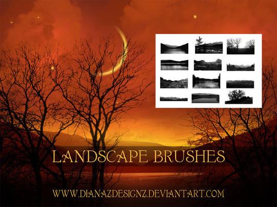 45+ Unusual And Free Adobe Photoshop Brush Sets 27