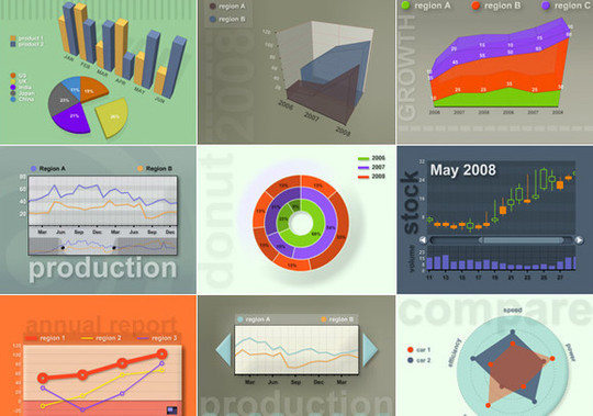 40 Amazing Yet Free Visualization Libraries: Charts, Diagrams And Flowcharts 19