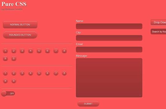11 Useful And Free CSS UI Kits 8