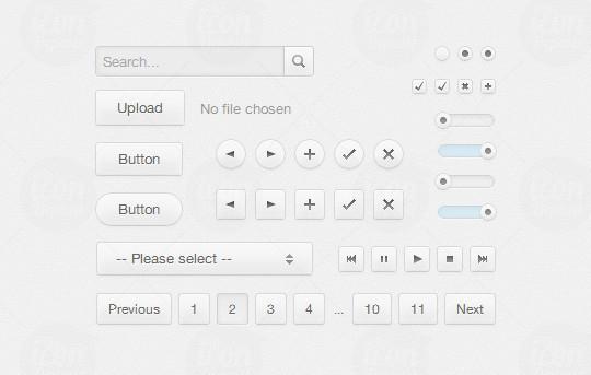 11 Useful And Free CSS UI Kits 5