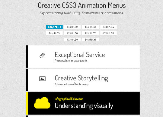 48 Free Dropdown Menu In HTML5 And CSS3 14