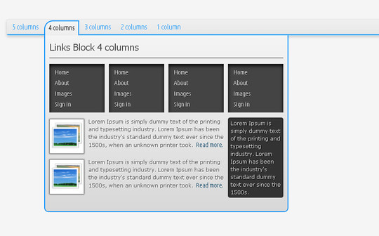 48 Free Dropdown Menu In HTML5 And CSS3 15